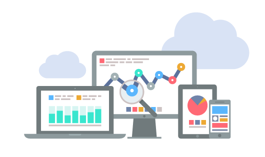 web marketing using Google Analytics