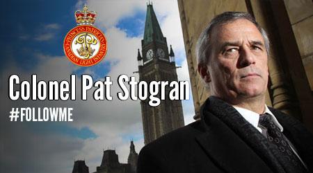 colonel pat stogran